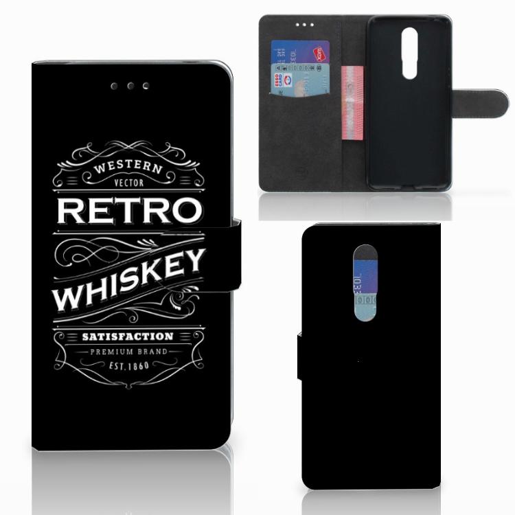 Nokia 3.1 Plus Book Cover Whiskey