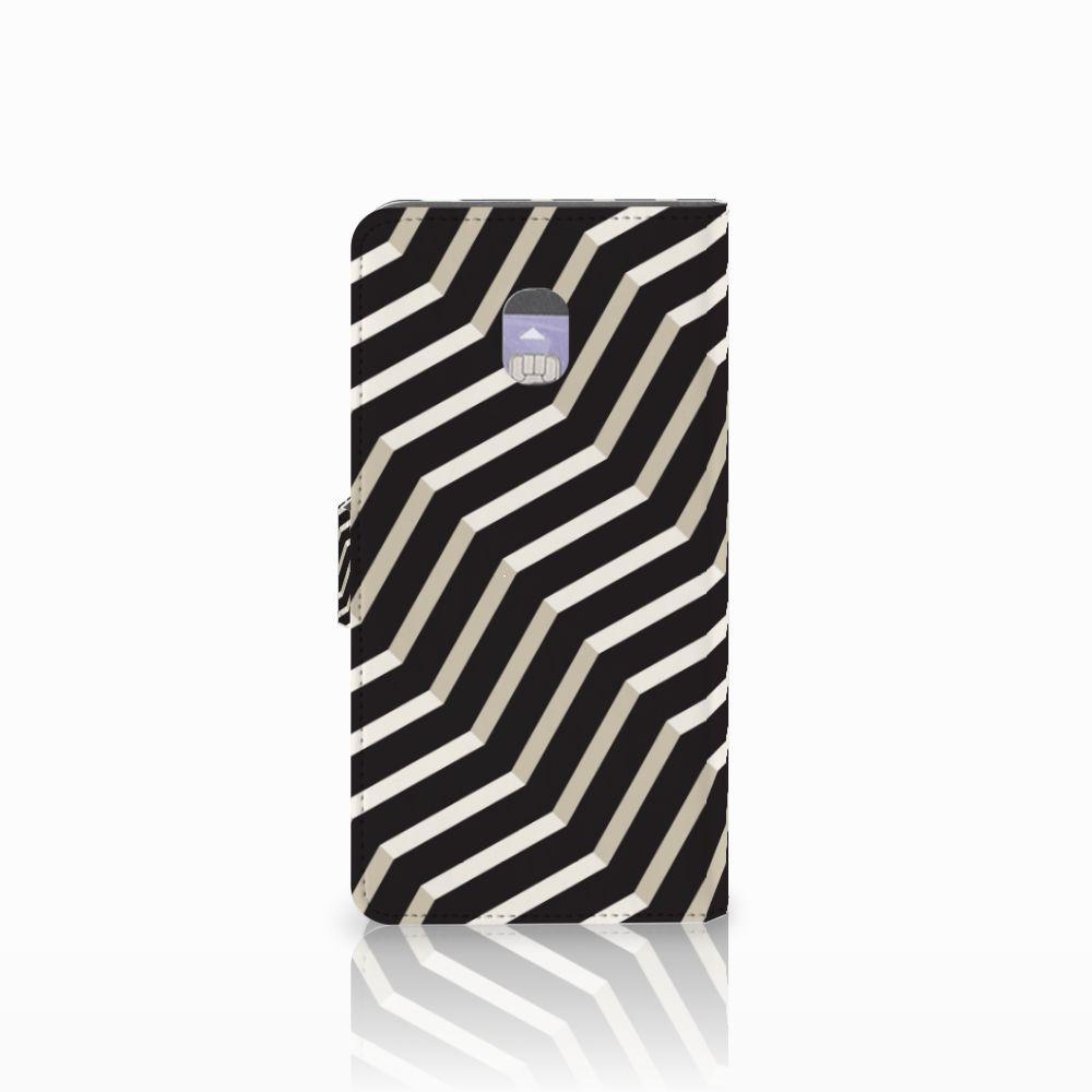 Samsung Galaxy J7 (2018) Bookcase Illusion