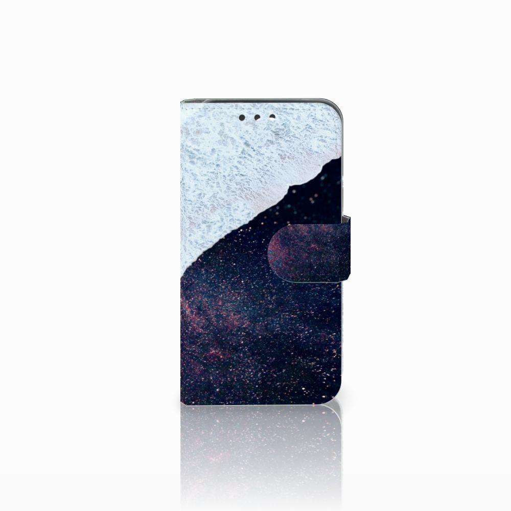 Huawei Y5 Y560 Boekhoesje Design Sea in Space