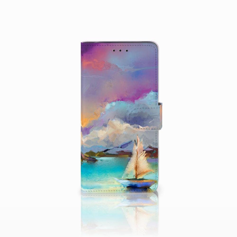 Hoesje Samsung Galaxy J6 Plus (2018) Boat