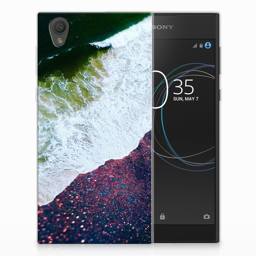 Sony Xperia L1 TPU Hoesje Sea in Space