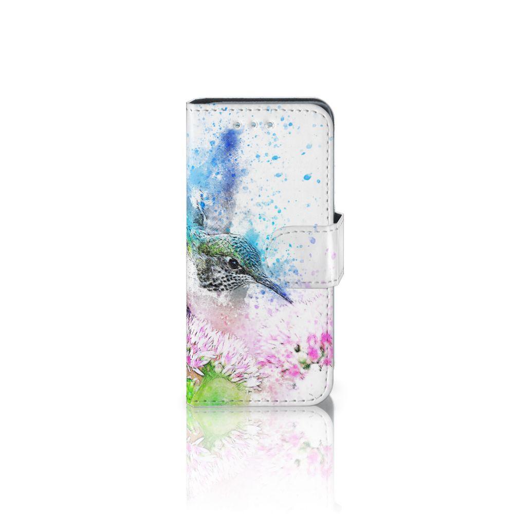 Samsung Galaxy S4 Mini i9190 Boekhoesje Design Vogel