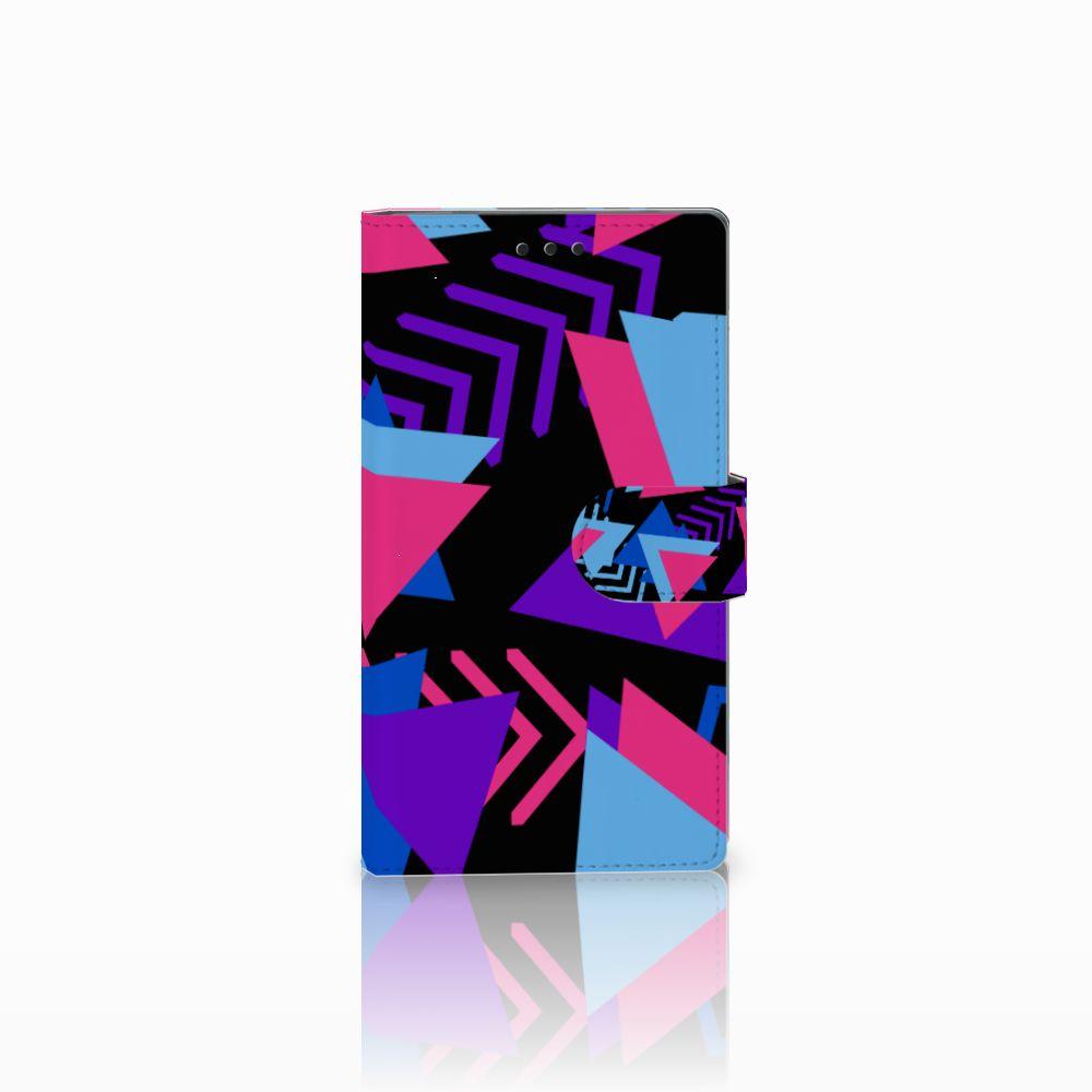 Sony Xperia L2 Bookcase Funky Triangle
