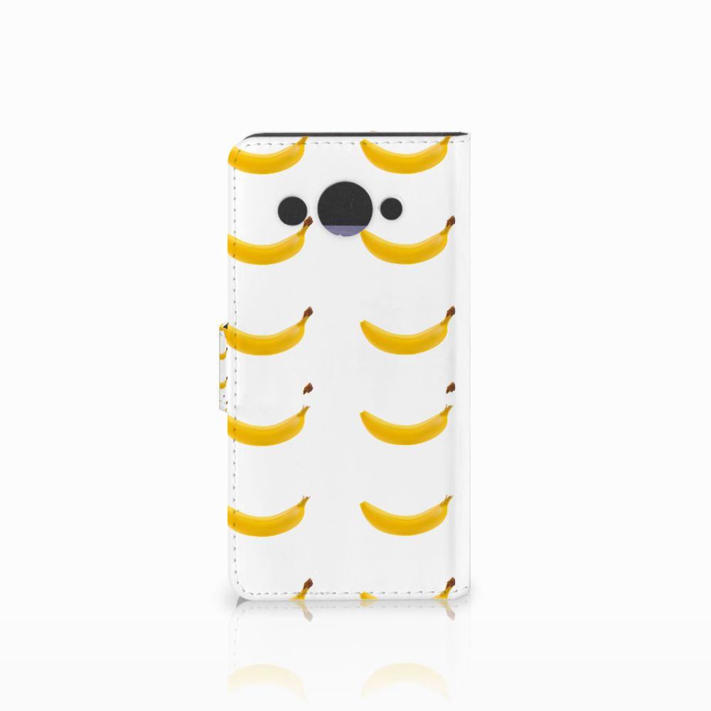 Huawei Y3 2017 Book Cover Banana