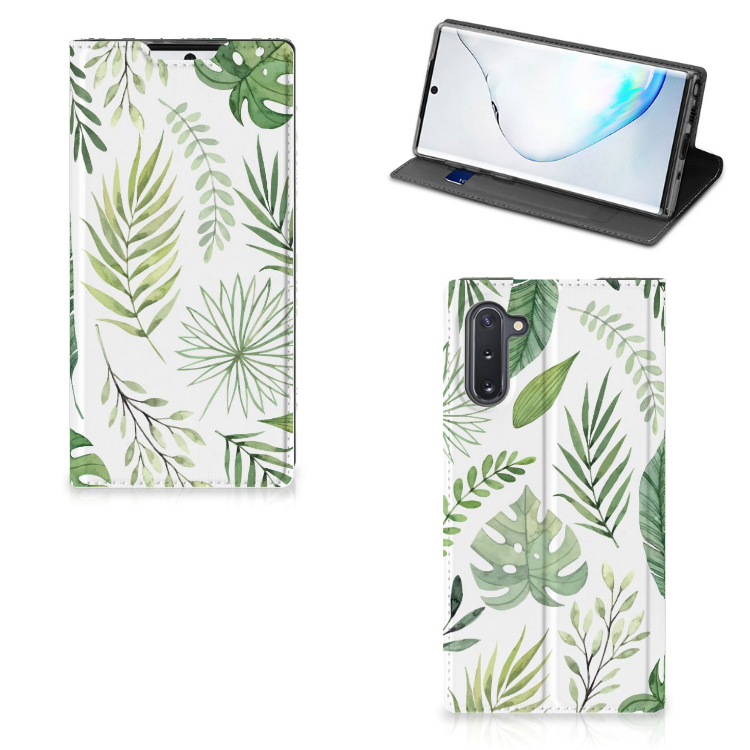 Samsung Galaxy Note 10 Smart Cover Leaves