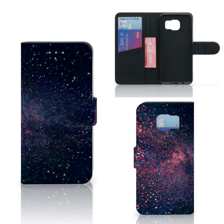 Samsung Galaxy S6 | S6 Duos Bookcase Stars