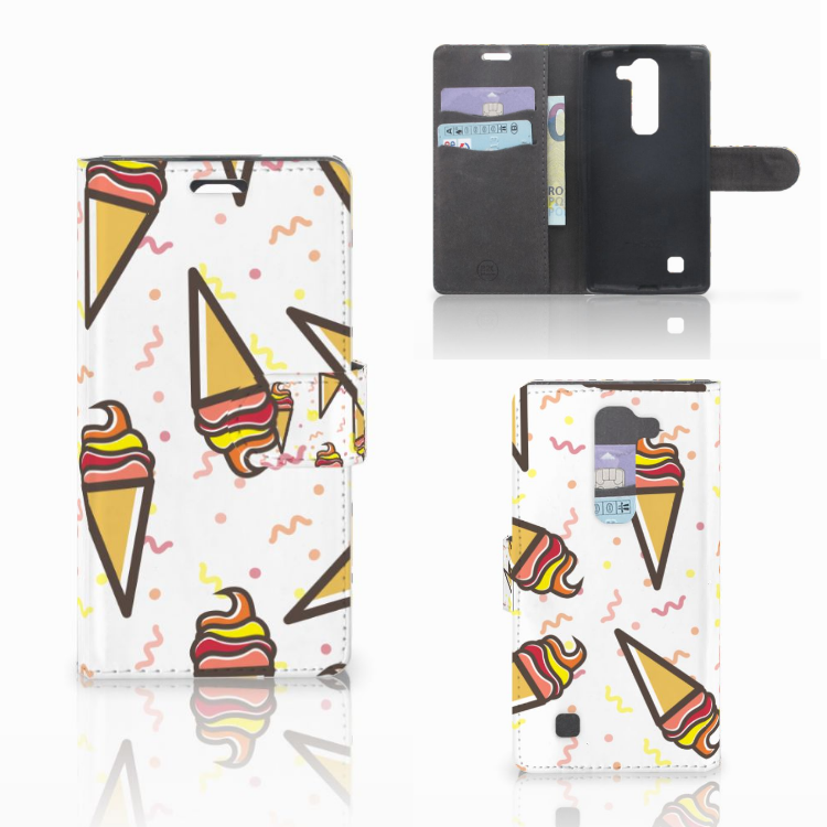 LG Magna | G4C Book Cover Icecream