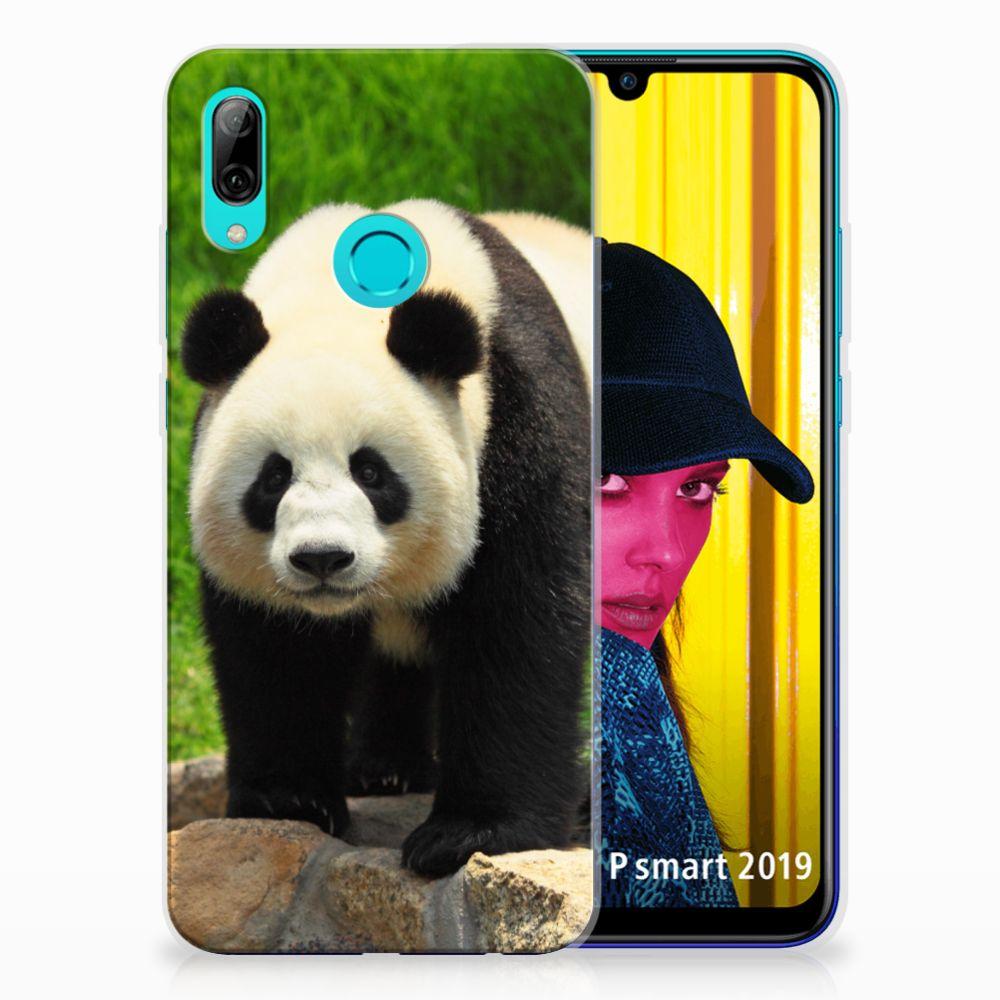 Huawei P Smart 2019 TPU Hoesje Panda