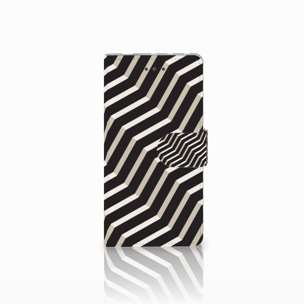 Huawei P8 Bookcase Illusion