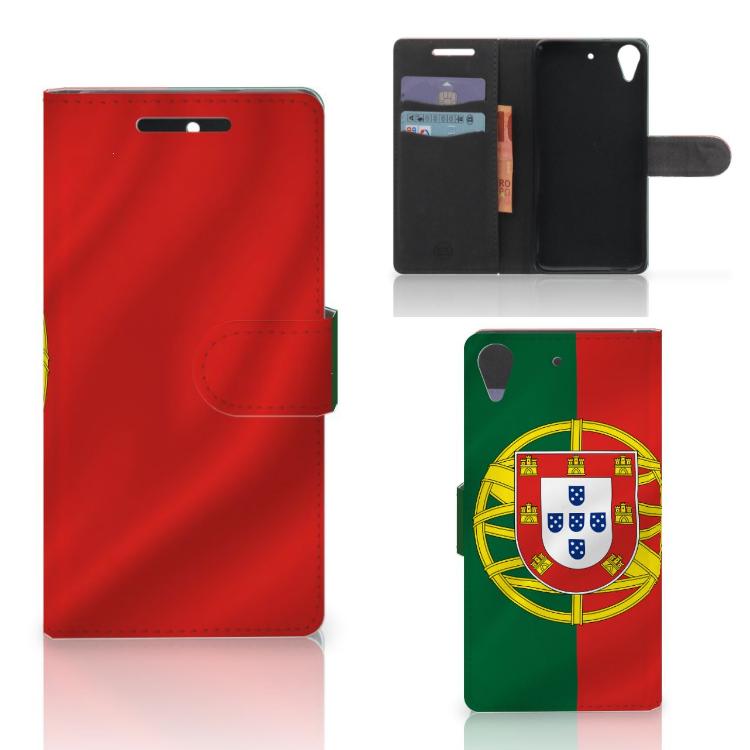 HTC Desire 628 Bookstyle Case Portugal