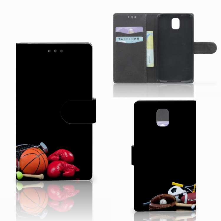Samsung Galaxy Note 3 Uniek Design Telefoonhoesje Sport