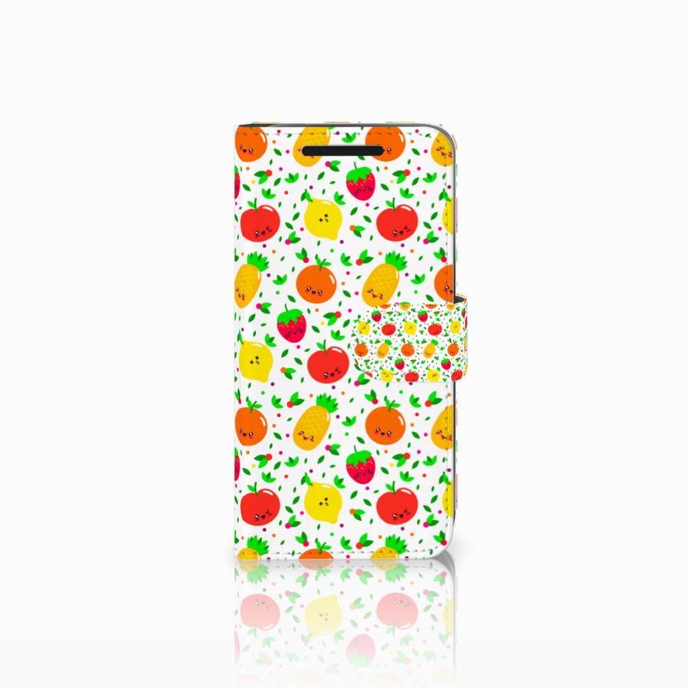 HTC One M9 Boekhoesje Design Fruits