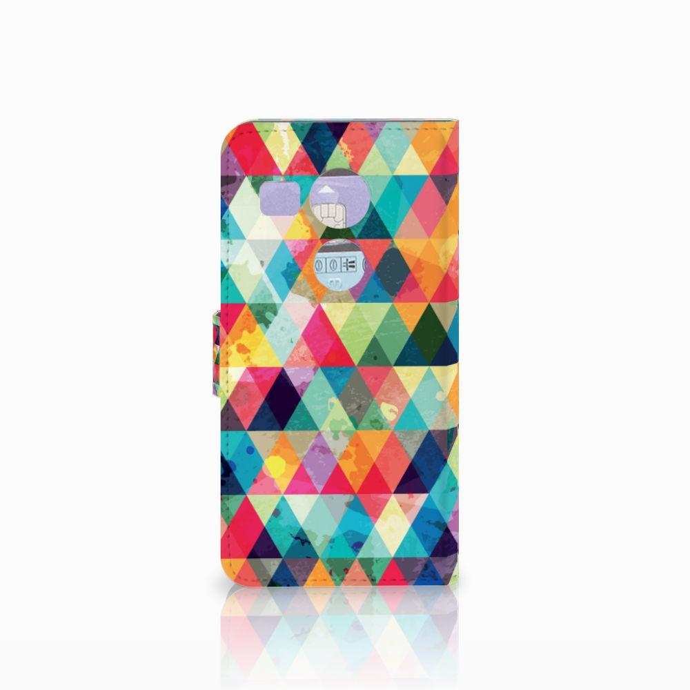 LG Nexus 5X Telefoon Hoesje Geruit