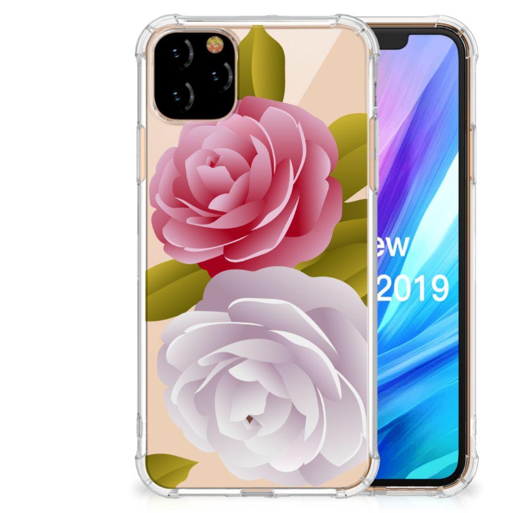 Apple iPhone 11 Pro Max Case Roses