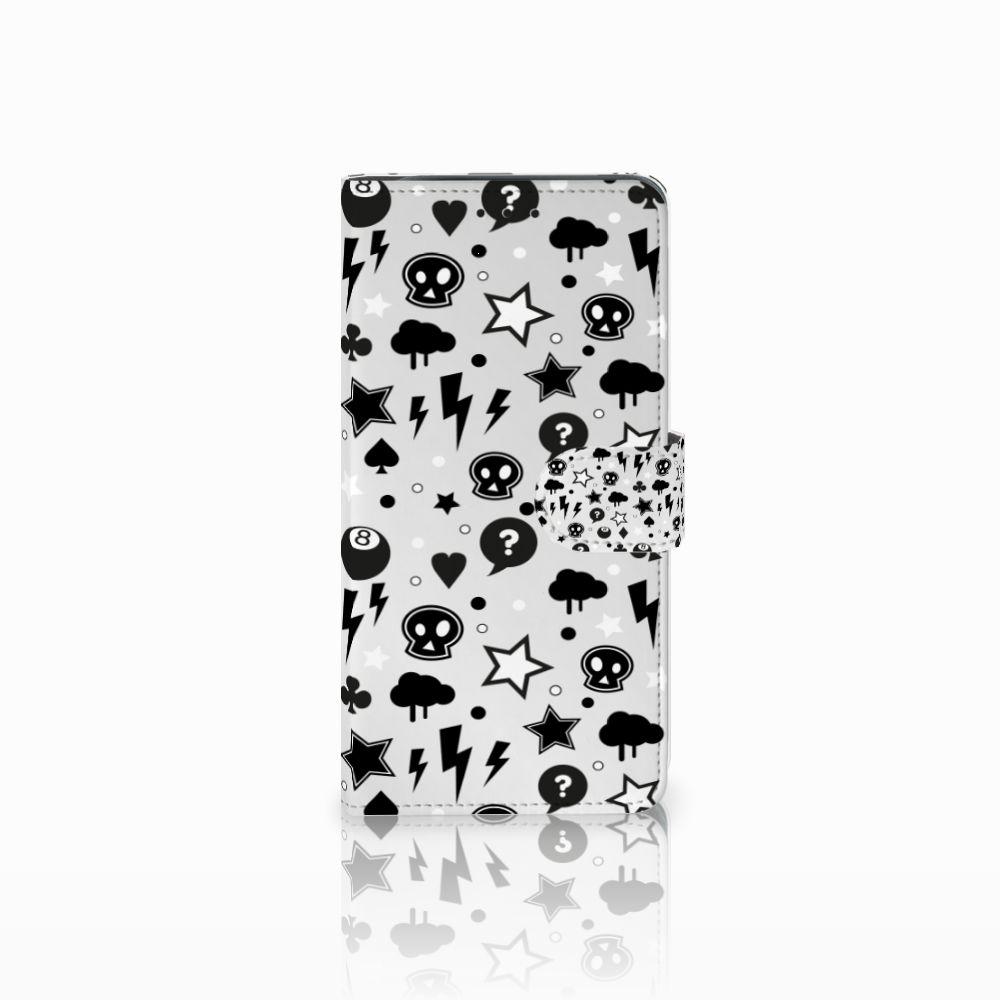 Telefoonhoesje met Naam Samsung Galaxy J6 Plus (2018) Silver Punk