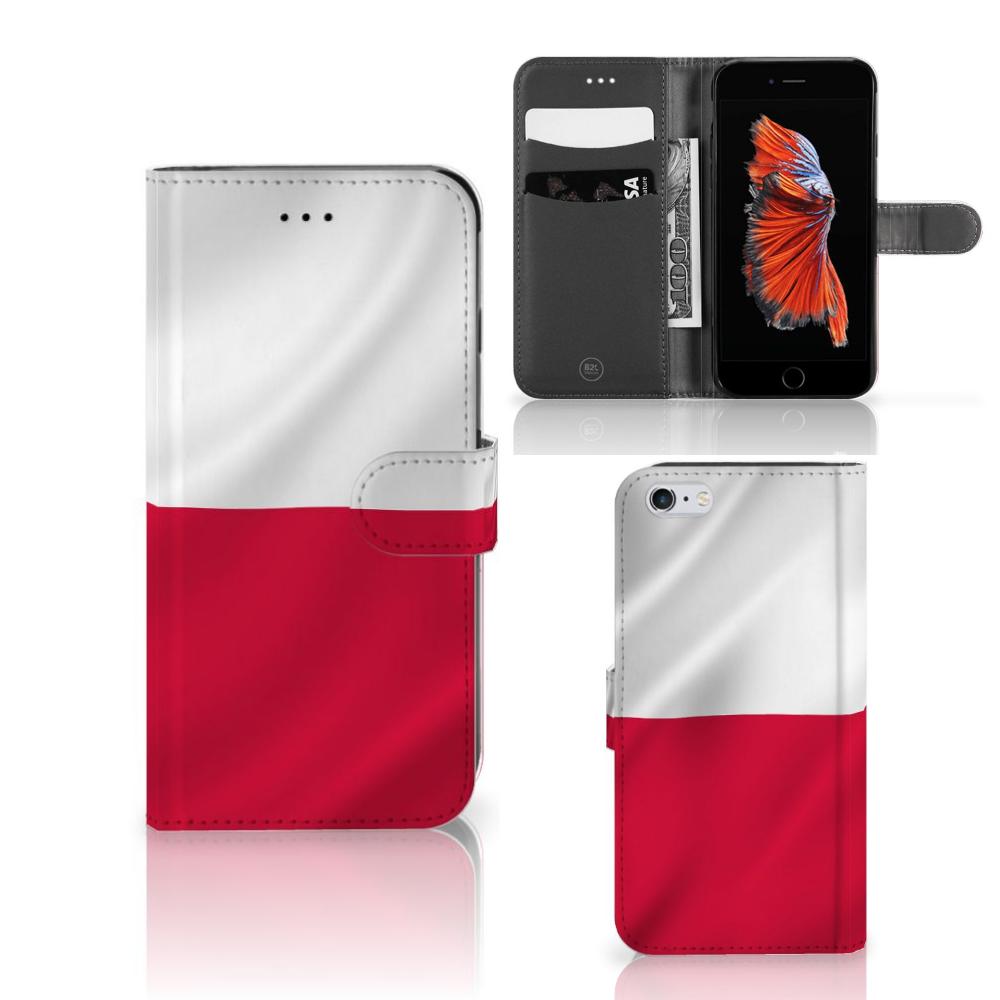 Apple iPhone 6 Plus | 6s Plus Bookstyle Case Polen