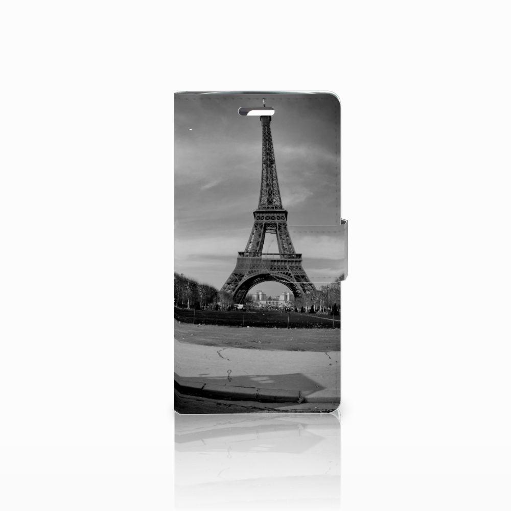 LG K10 2015 Uniek Boekhoesje Eiffeltoren