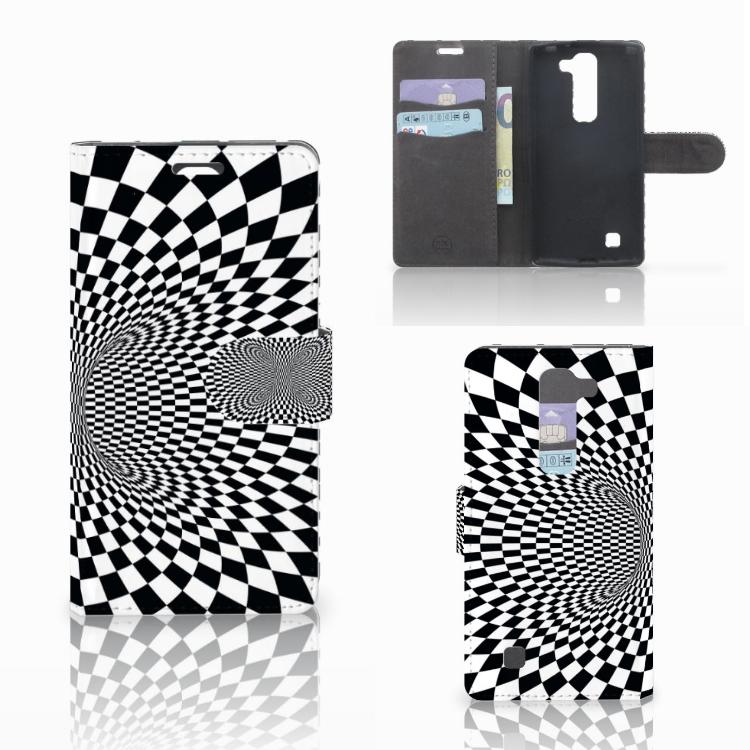 LG Magna | G4C Bookcase Illusie