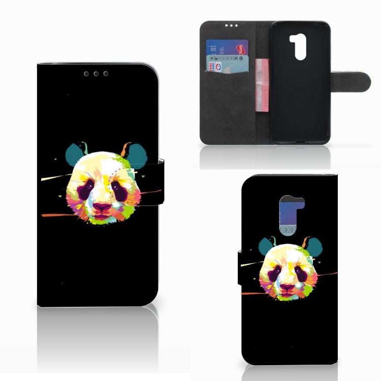 Xiaomi Pocophone F1 Leuke Hoesje Panda Color