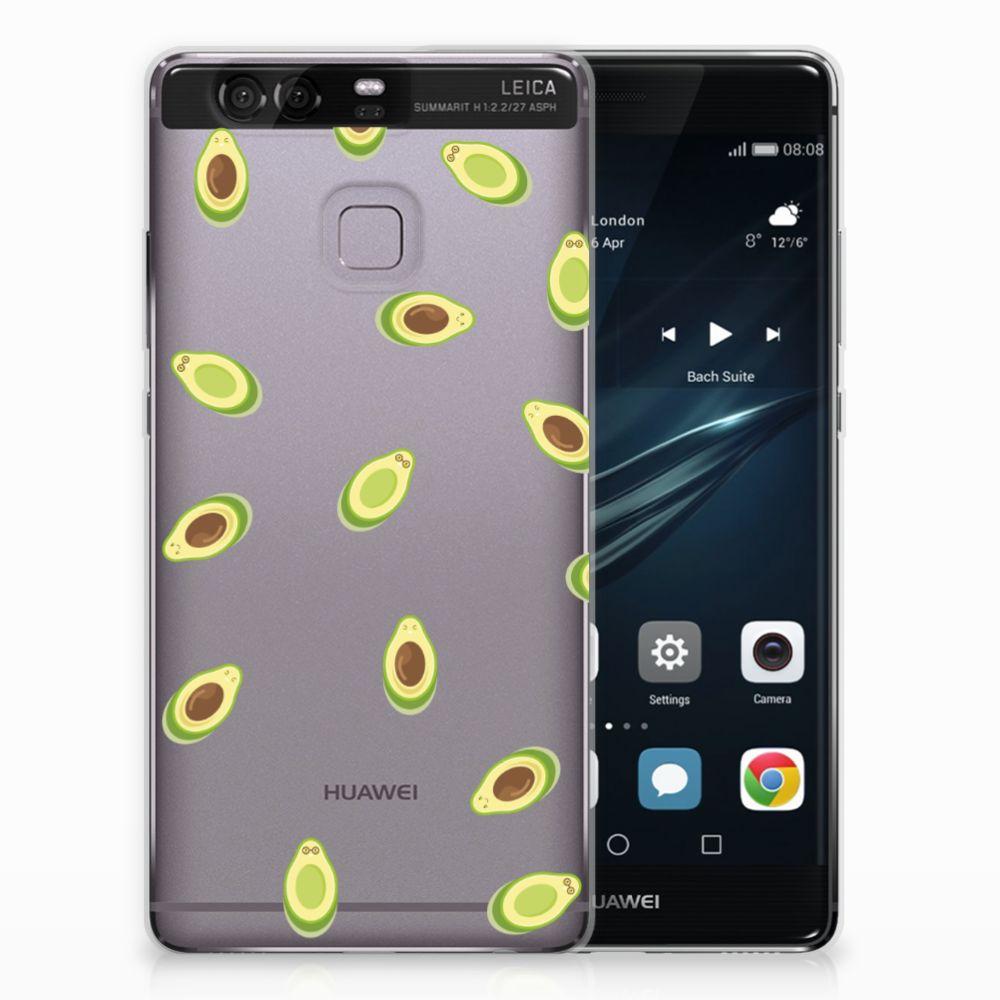 Huawei Ascend P9 Siliconen Case Avocado