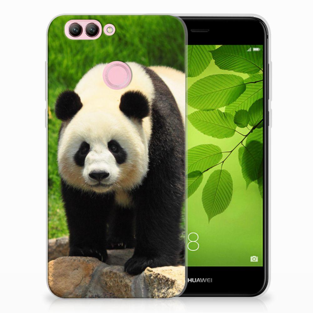 Huawei Nova 2 TPU Hoesje Design Panda