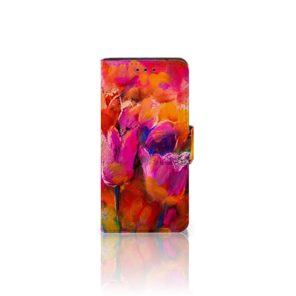 Samsung Galaxy S5 Mini Boekhoesje Design Tulips