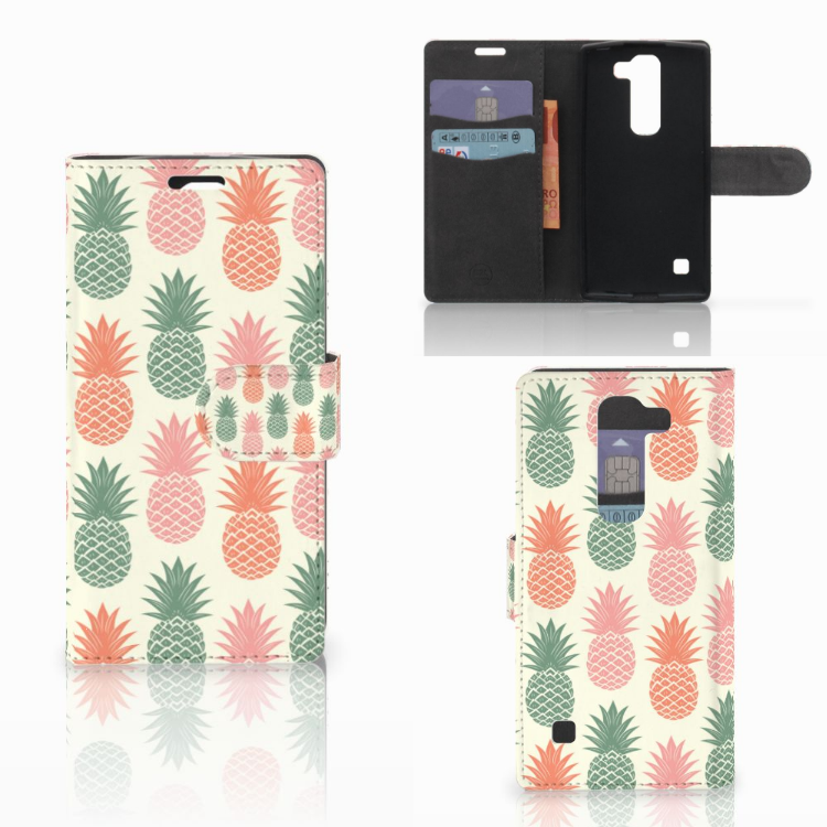 LG Spirit Book Cover Ananas