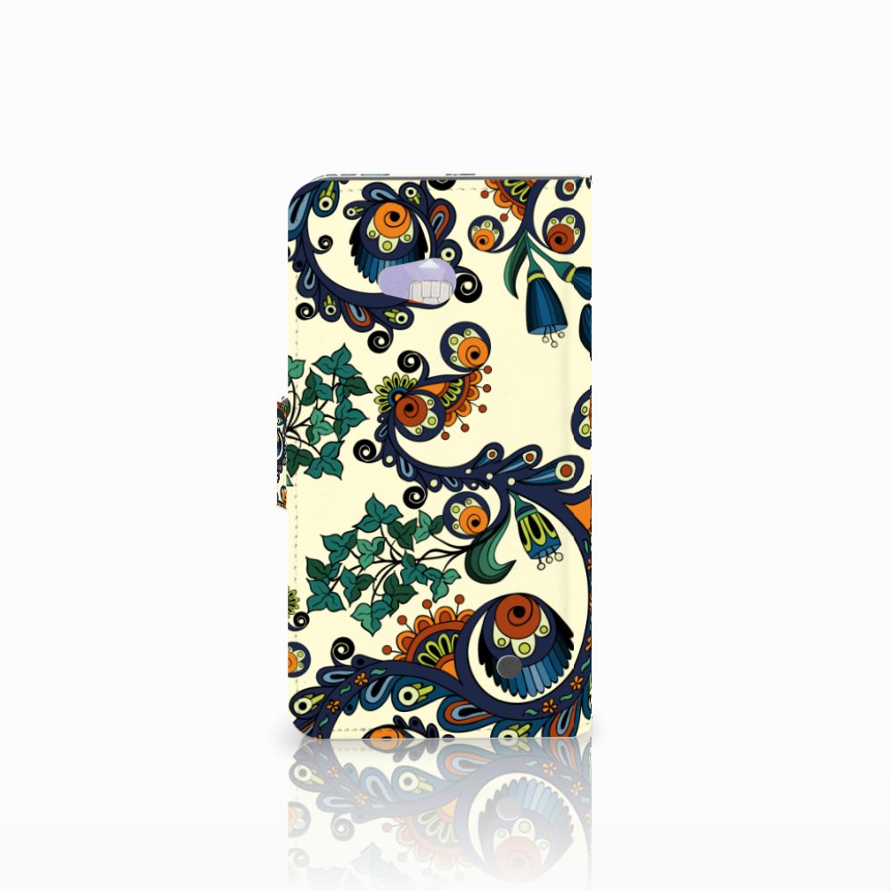 Wallet Case Microsoft Lumia 640 Barok Flower