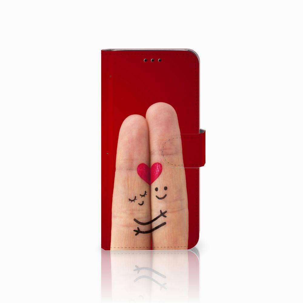 Samsung Galaxy J6 2018 Uniek Boekhoesje Liefde