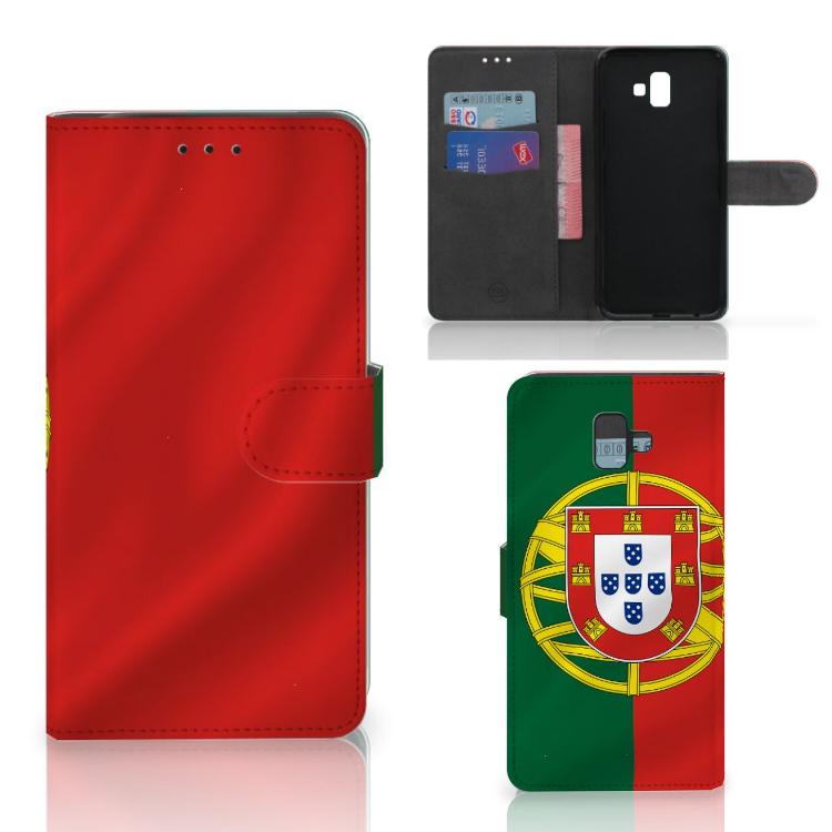 Samsung Galaxy J6 Plus (2018) Bookstyle Case Portugal
