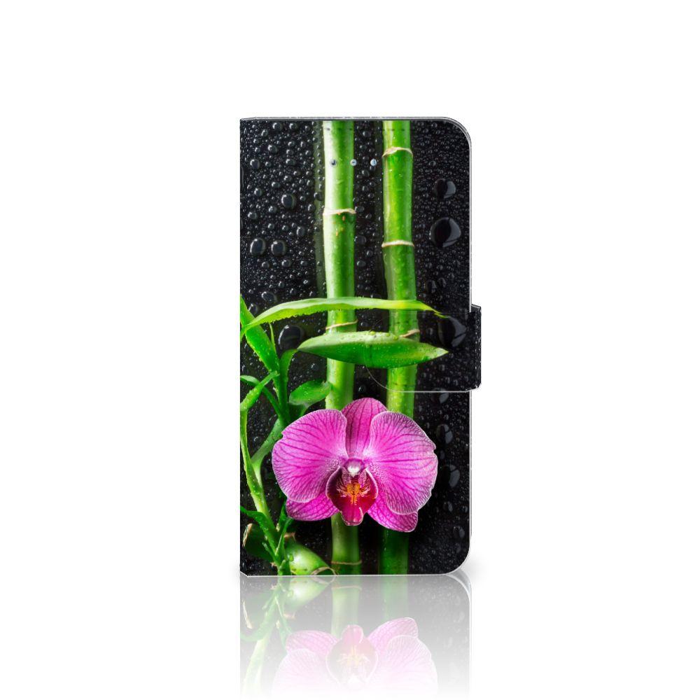 Honor 4A | Y6 Boekhoesje Design Orchidee