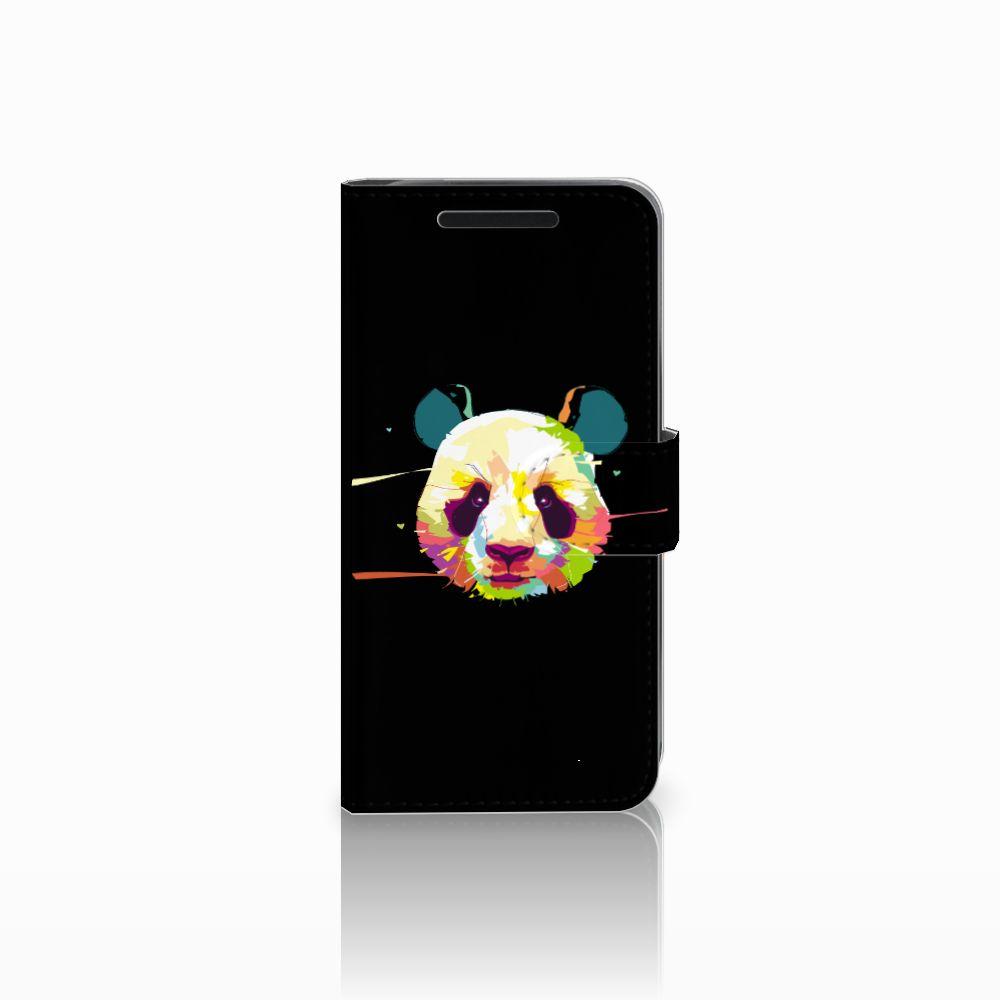 HTC One M9 Boekhoesje Design Panda Color