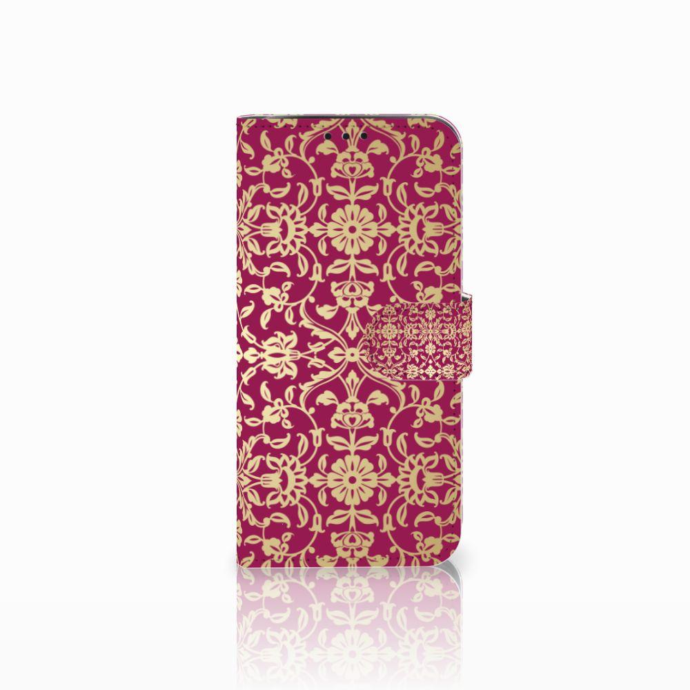 Xiaomi Pocophone F1 Boekhoesje Design Barok Pink