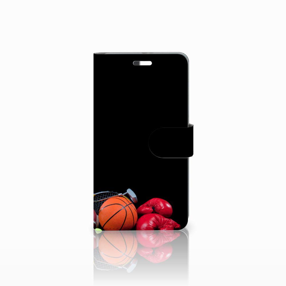 Huawei P9 Plus Boekhoesje Design Sports