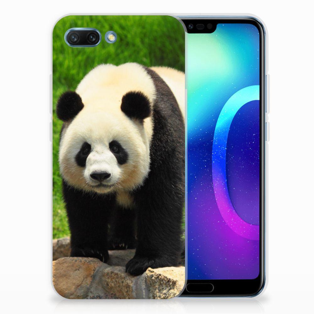 Huawei Honor 10 TPU Hoesje Panda