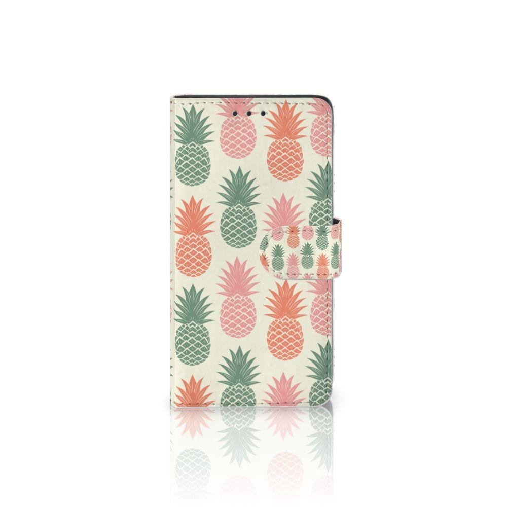 Sony Xperia Z3 Boekhoesje Design Ananas