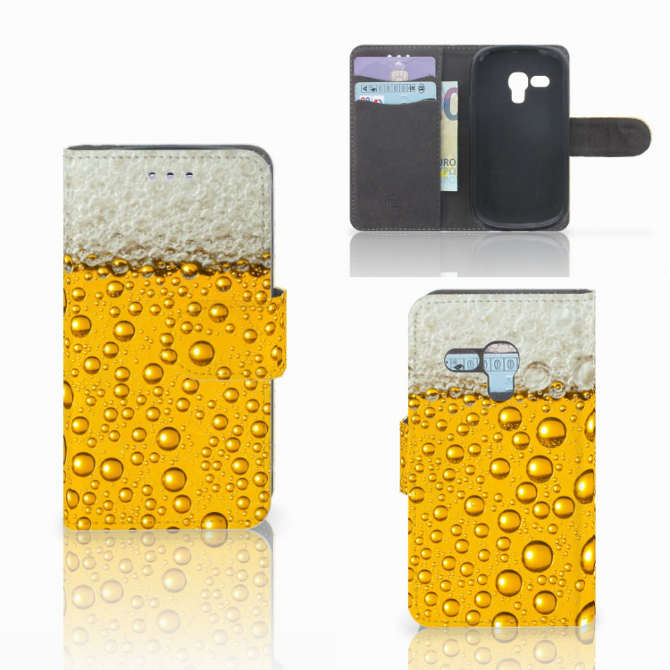 Samsung Galaxy S3 Mini Book Cover Bier