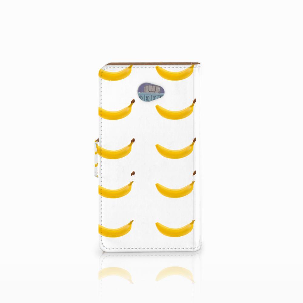 HTC Desire 601 Book Cover Banana