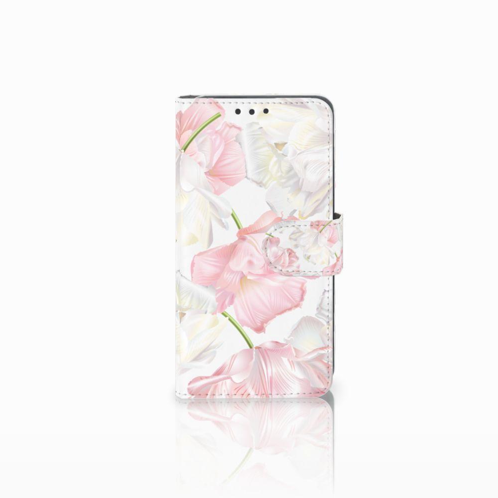 Huawei Y5 2   Y6 II Compact Hoesje Lovely Flowers