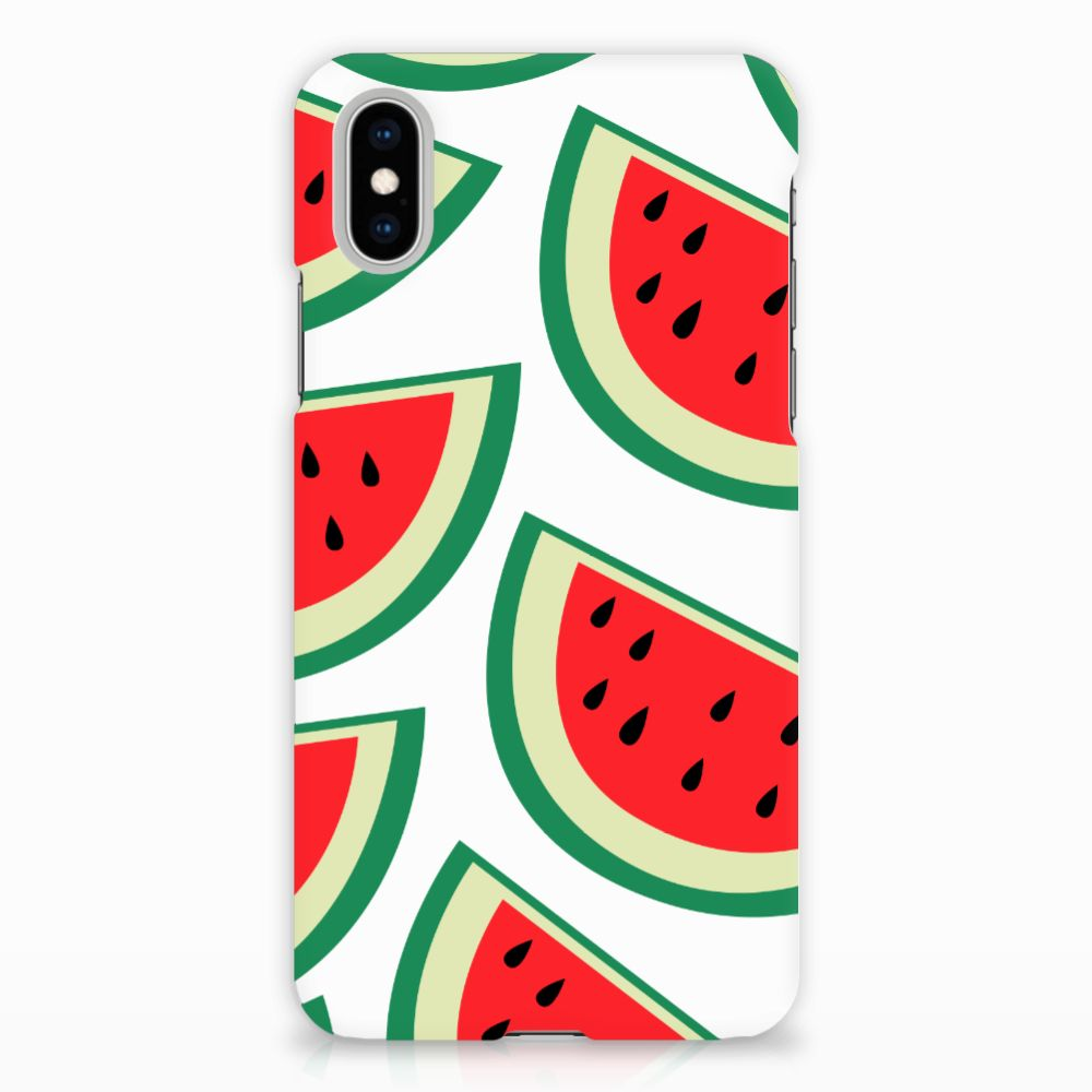 Apple iPhone X | Xs Hardcover Watermelons