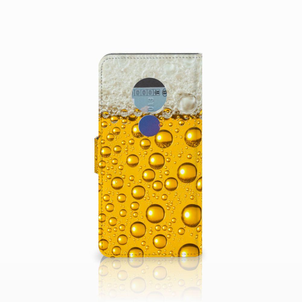Motorola Moto E5 Book Cover Bier
