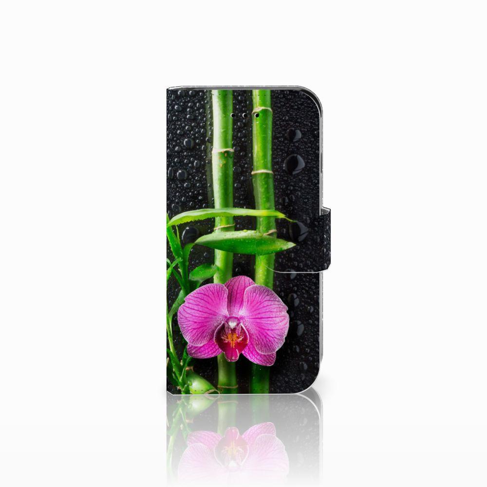 Apple iPhone 6 | 6s Boekhoesje Design Orchidee