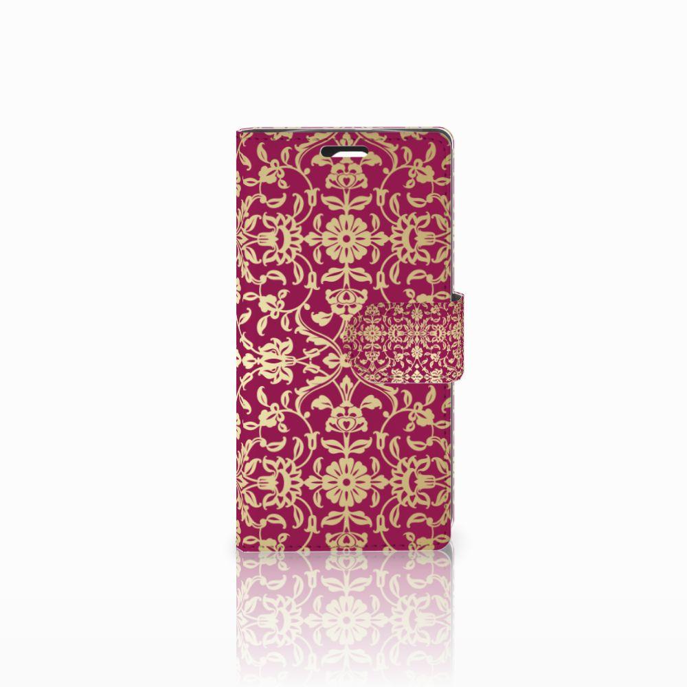 LG Spirit Boekhoesje Design Barok Pink