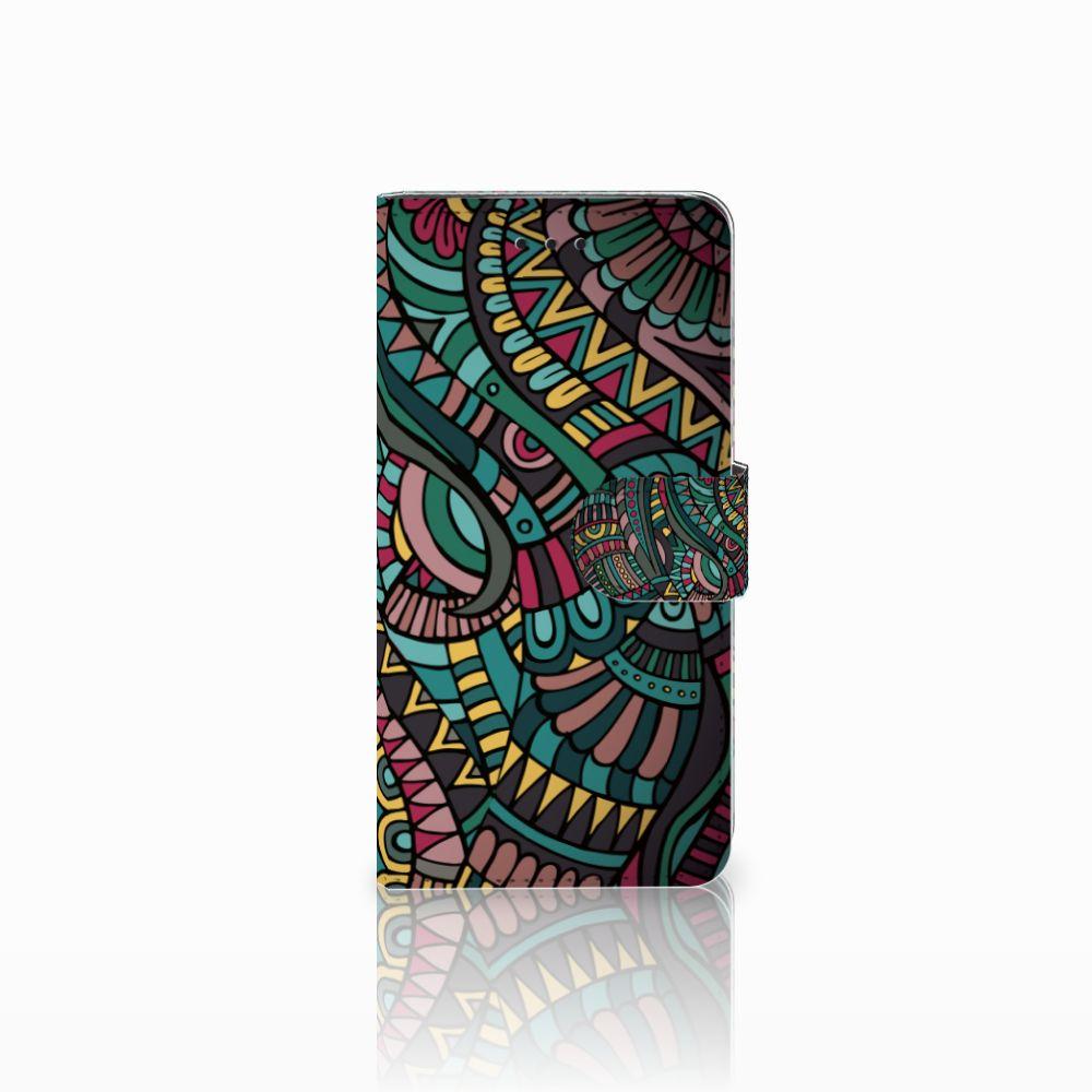 Huawei Y5 2018 Telefoon Hoesje Aztec