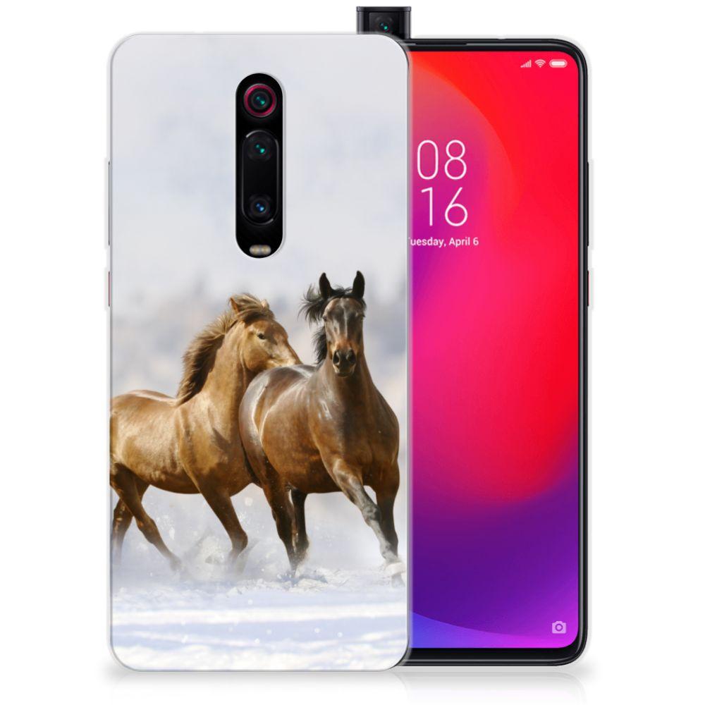 Xiaomi Mi 9T Pro | Redmi K20 Pro TPU Hoesje Paarden