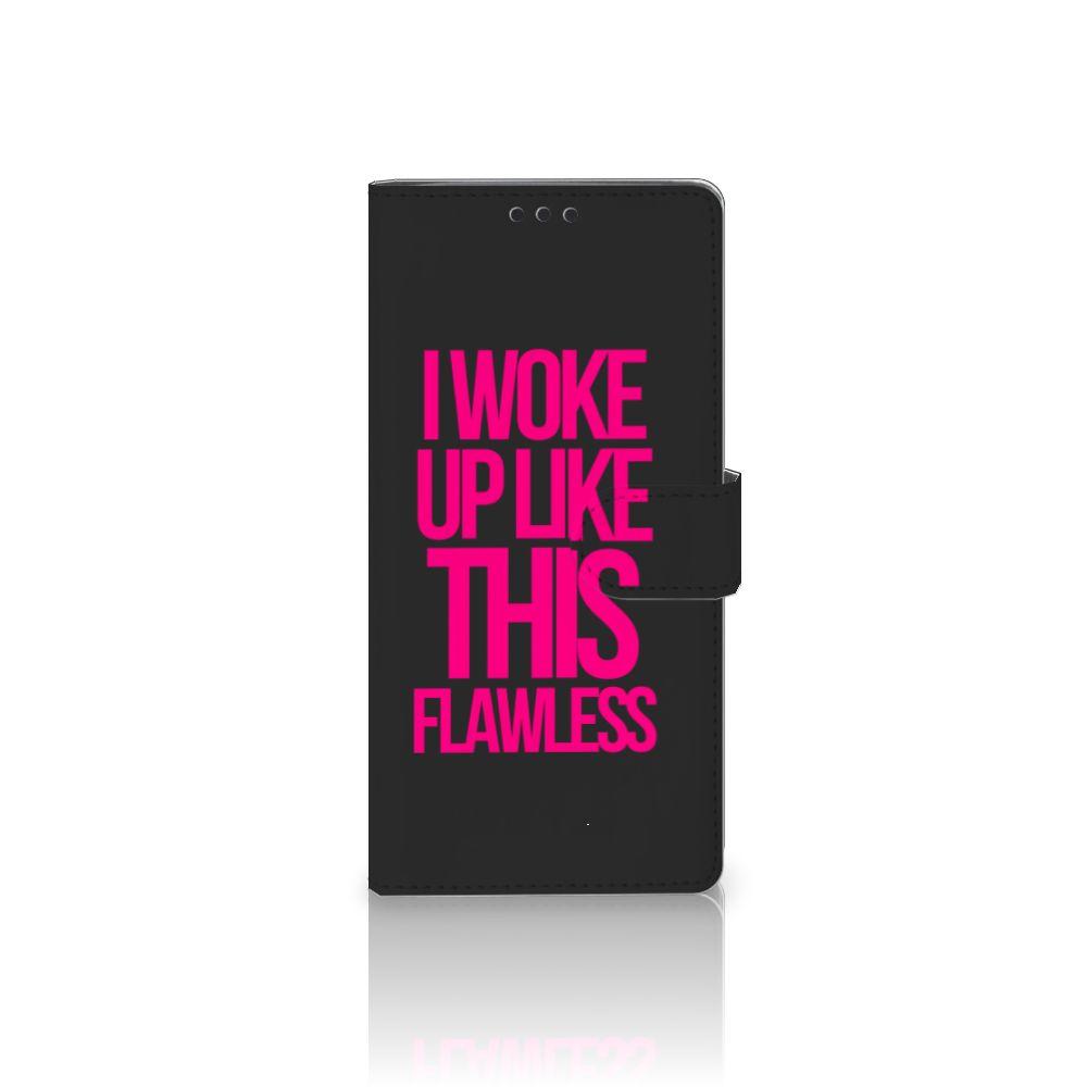 Sony Xperia XA Ultra Hoesje met naam Woke Up
