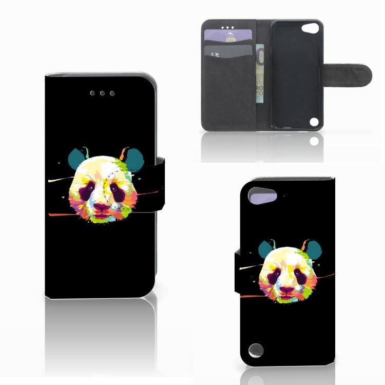 Apple iPod Touch 5 | 6 | iPod (2019) Leuke Hoesje Panda Color