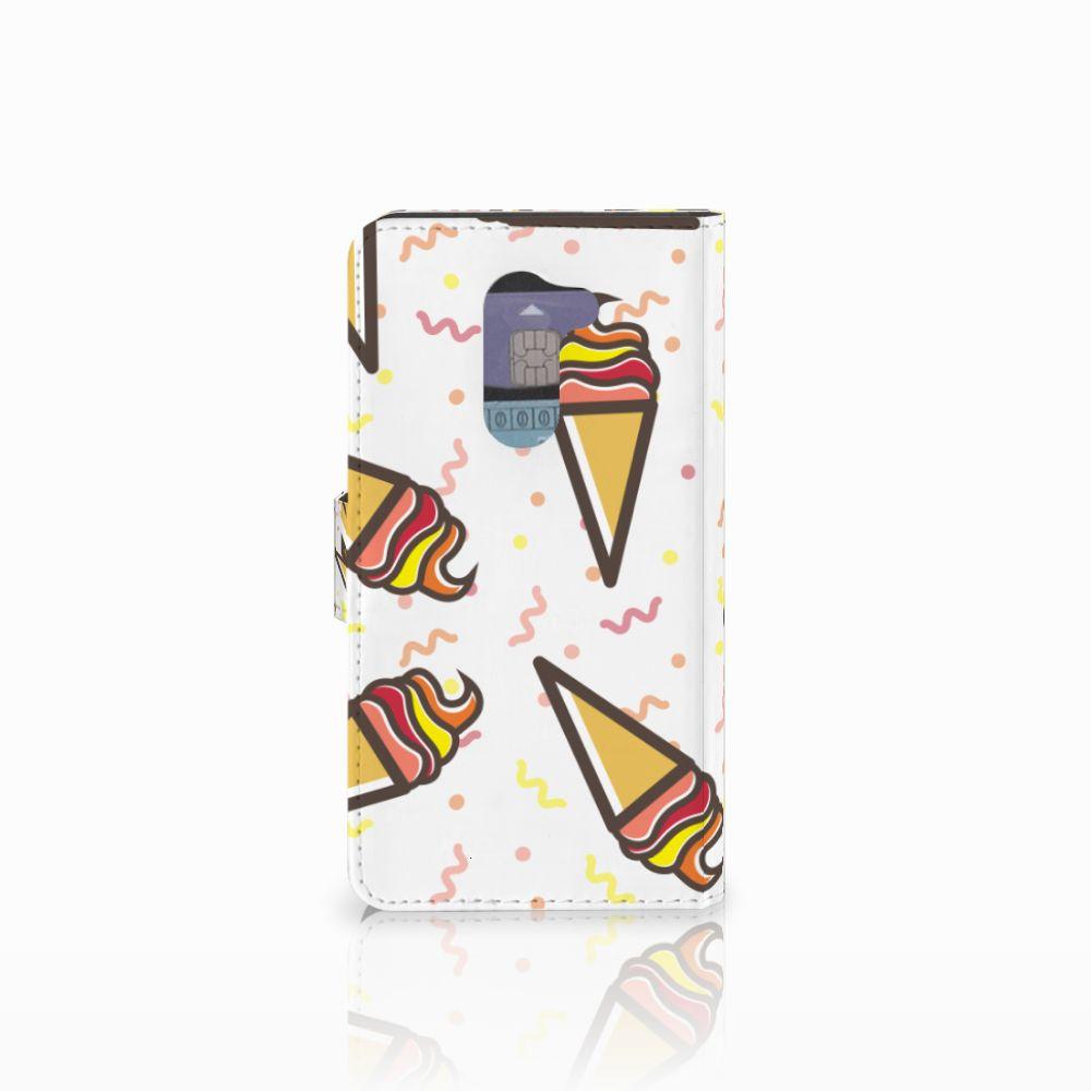 Huawei Honor 6X Book Cover Icecream
