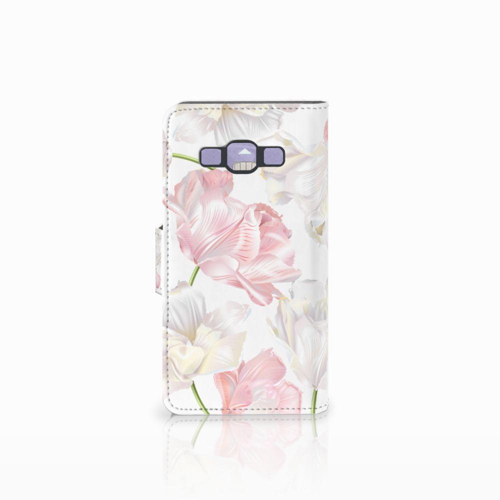 Samsung Galaxy A3 2015 Hoesje Lovely Flowers