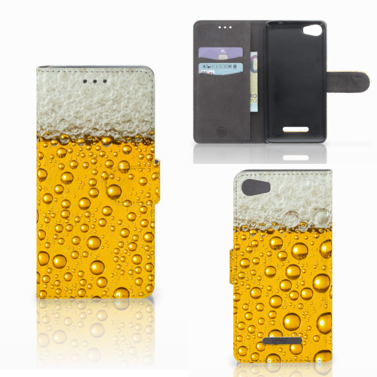 Wiko Lenny 2 Book Cover Bier